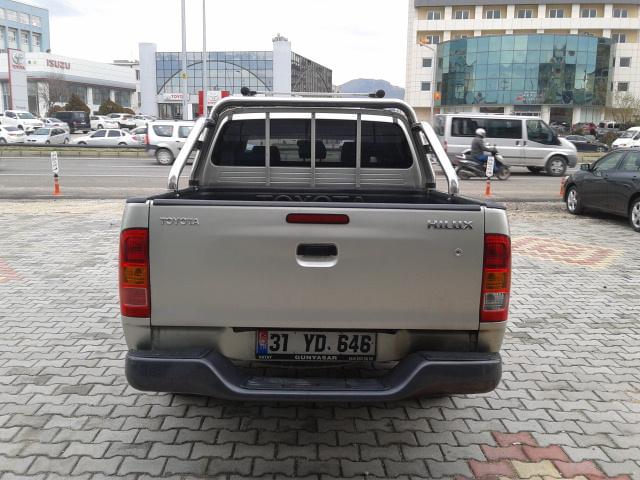 2010 model toyota hilux 4x2 comfort   toyota Öztoprak